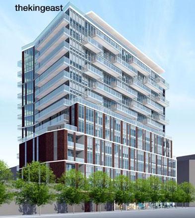King East Rendering c/o Urban Toronto